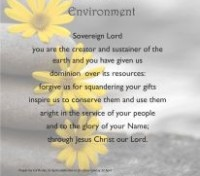 Prayer for Earth Day