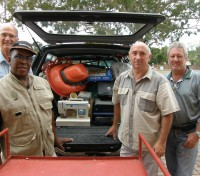 St John's Walmer, Port Elizabeth held an e-waste collection
