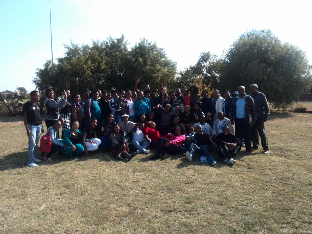 SUNDAY SCHOOL WORKSHOP DIOCESE OF FREE STATE