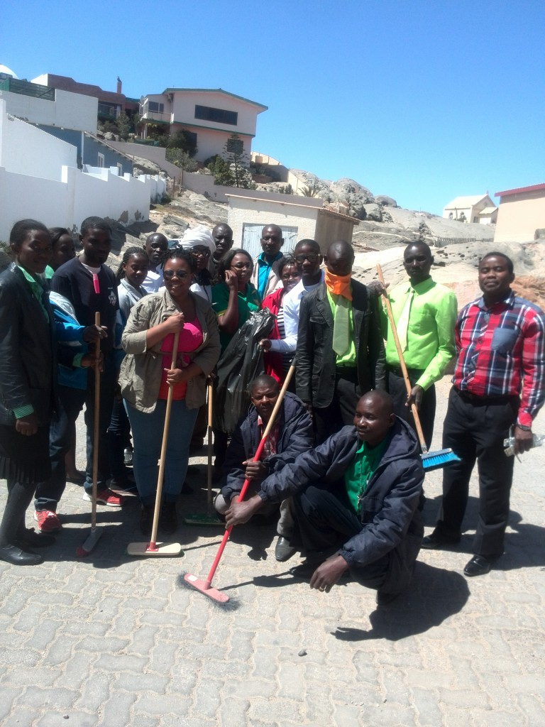 Young Green Anglicans of Namibia
