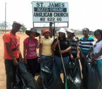 Young Green Anglicans, Diocese of Pretoria