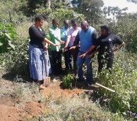 Earth Keeper Day/Green Valentine : Diocese of Swaziland