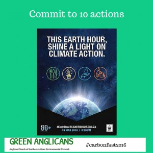 march 19 earth hour