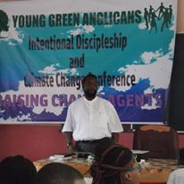 Green Anglicans Youth Conference started