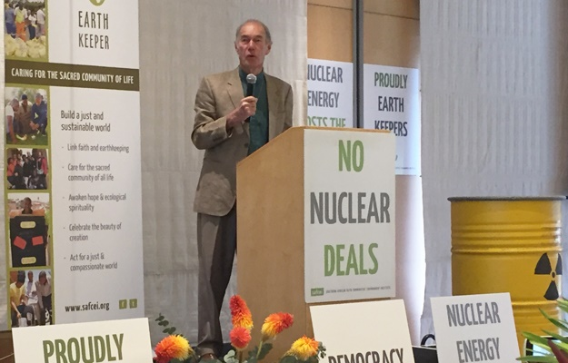 Nuclear will cost the Earth