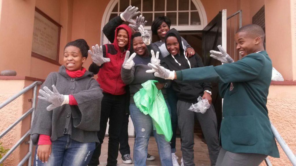 ST STEPHENS IS A GREEN CHURCH! Diocese of Port Elizabeth