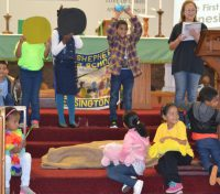 International Sunday School Day goes green