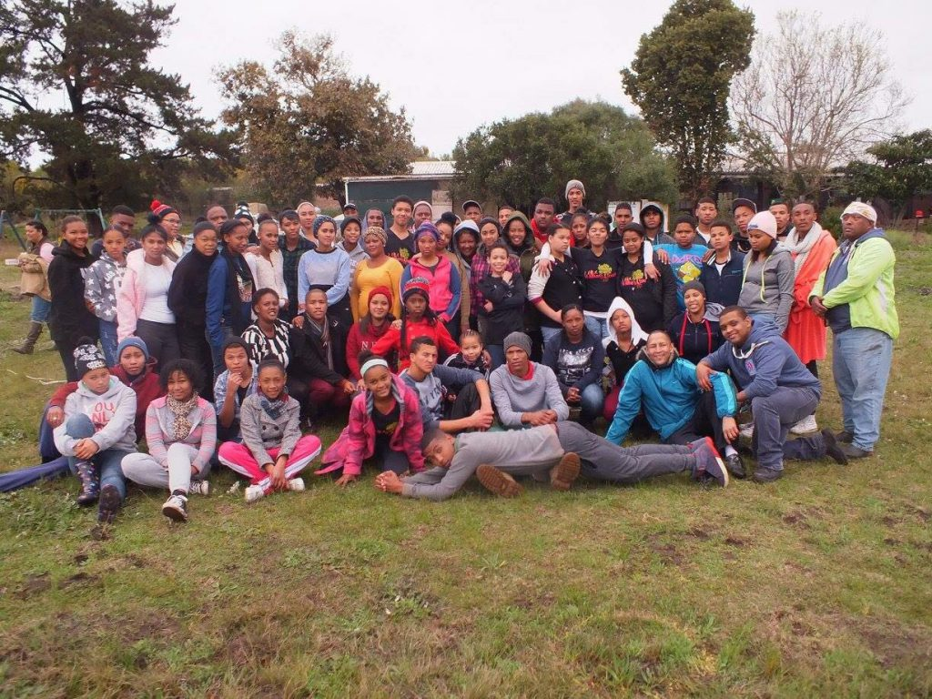 Diocese of George Youth Camp