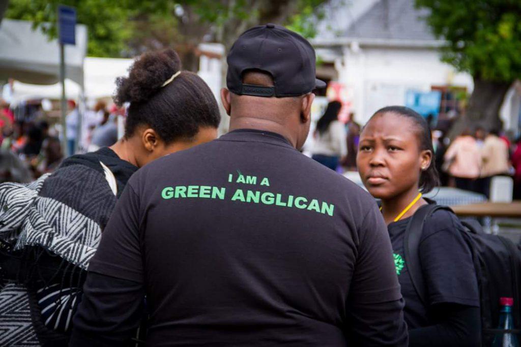 Green Anglicans Ablaze!