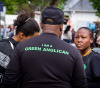 Green Anglicans Ablaze!