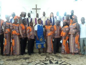 Historic gathering of the Portuguese speaking Dioceses of Africa