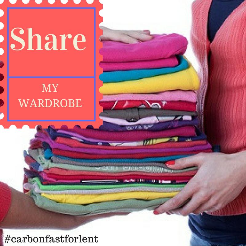 Share my wardrobe
