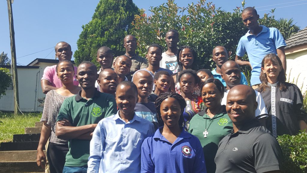 Lutherans and Anglicans join hands for a Green Swaziland