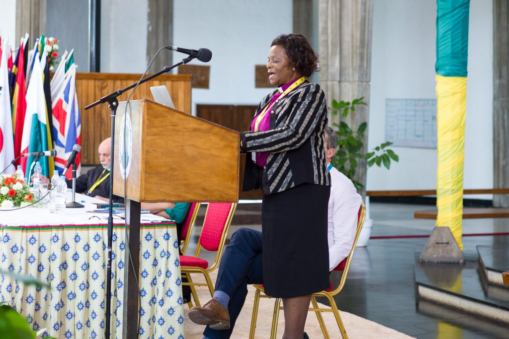 Swaziland Impacts of Drought and Church Response