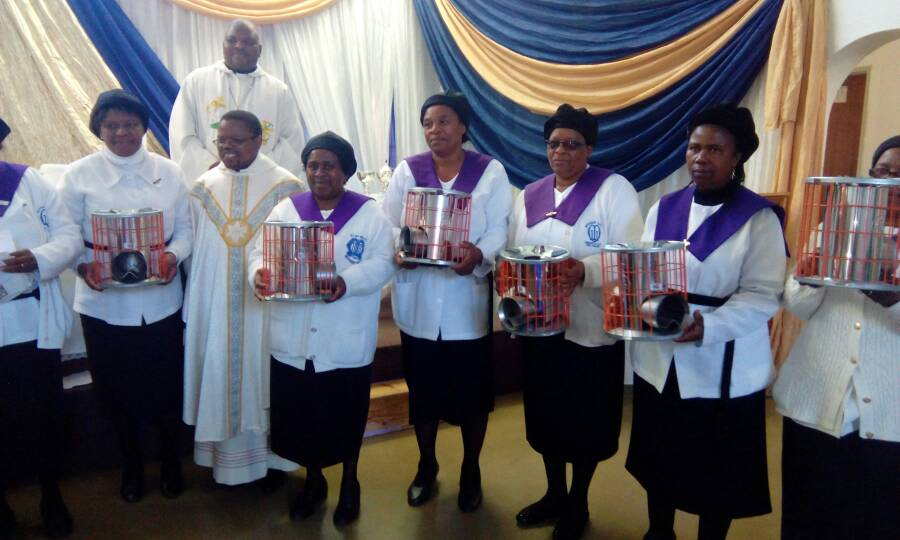 The Green Mothers Union-Diocese of Swaziland