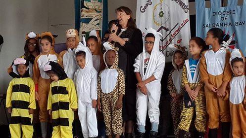 Sunday Schools celebrate World Environment Day