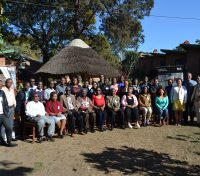 WCC Eco School on Water, Food and Climate Change , Malawi