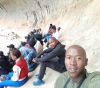 African Martyrs  Youth in Phuthaditjhaba  hike: Free State Diocese