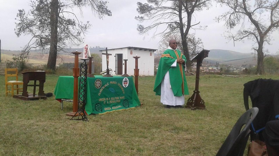 Christ the King launches Season of Creation