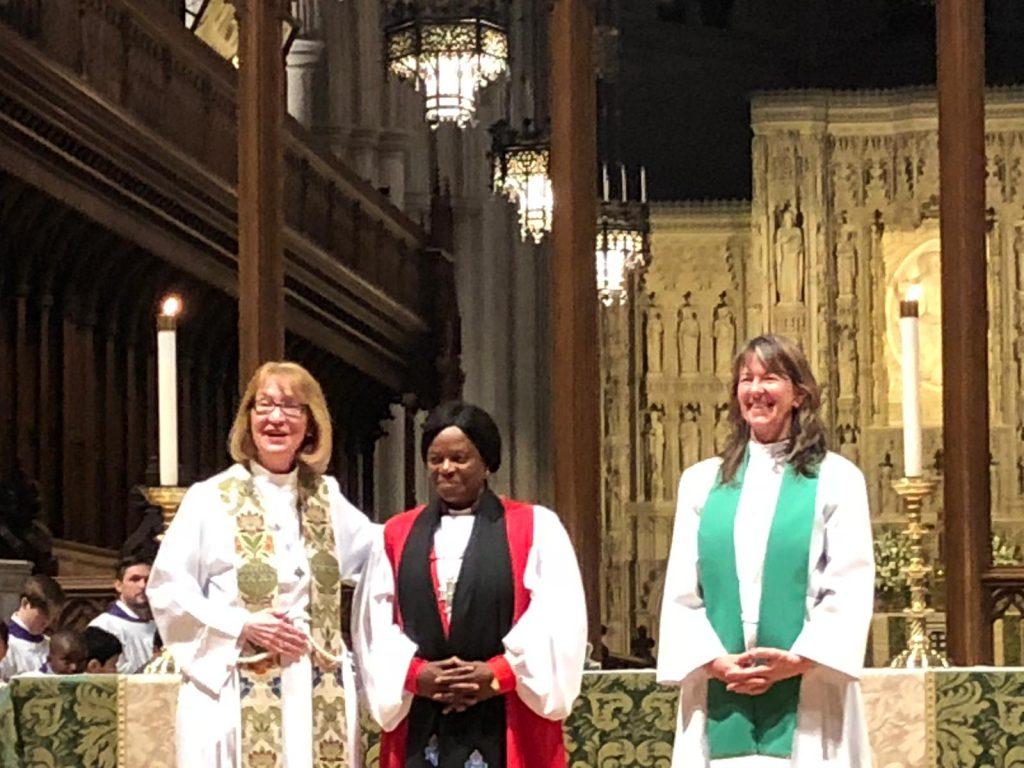 Green Anglicans in Washington