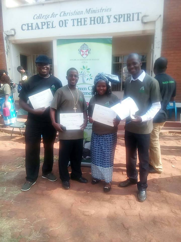 The Diocese of Niassa makes Environmental Plans