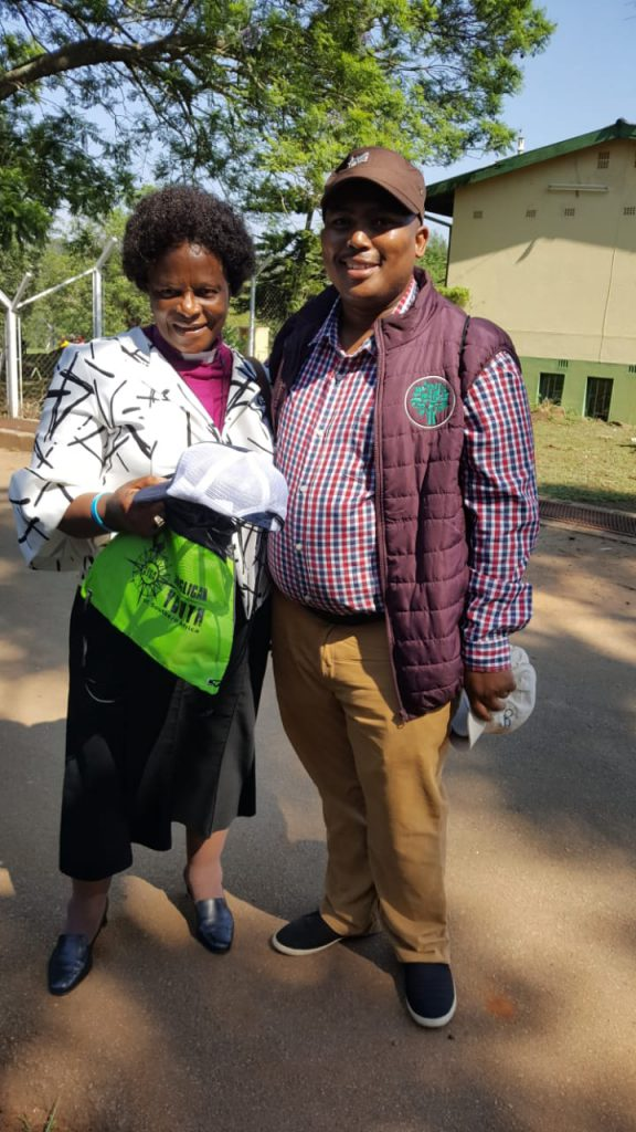 Diocese of Swaziland (Eswatini) leading the way in Environmental Issues