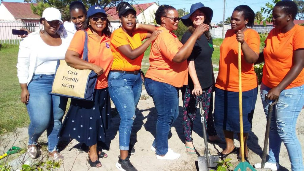 Girls and bafana society launches Green Anglican campaign