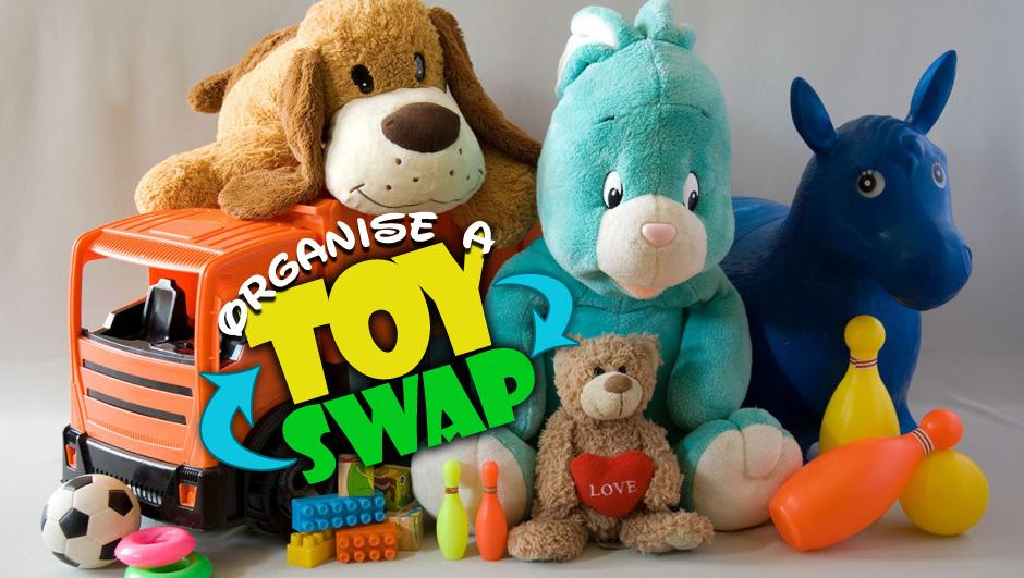 April 11 – Have a Toy Swap!