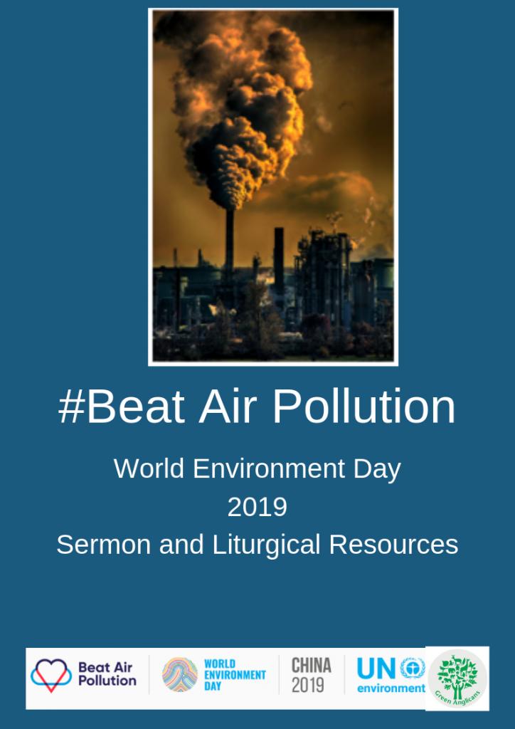 World Environment Day #beatairpollution