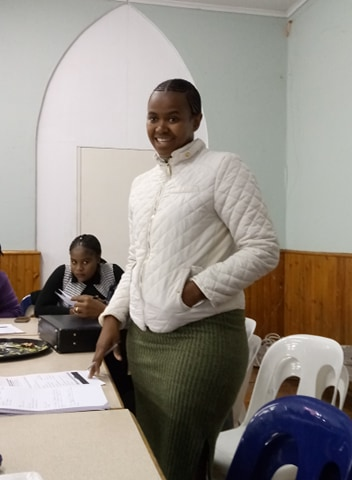 Diocese of Khahlamba chooses young woman to head up Environmental Ministry