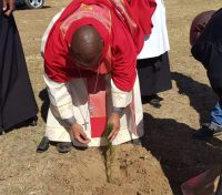 Celebrating the Holy Cross in Lesotho