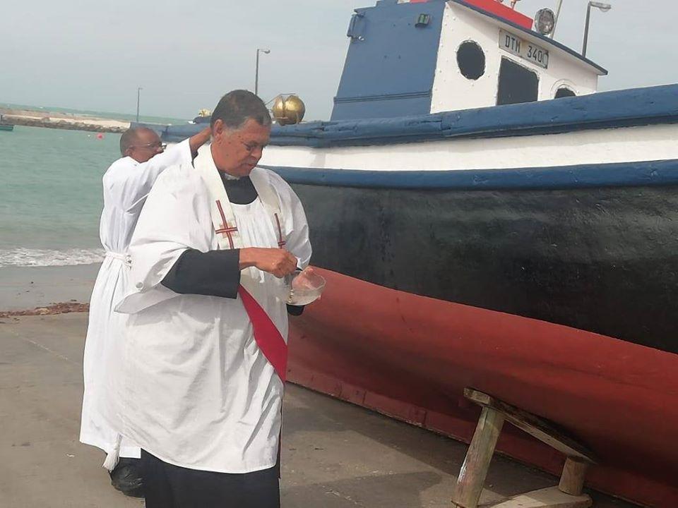 Blessing of the fishing fleet