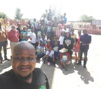 Care for Creation Youth Training – Diocese of Pretoria