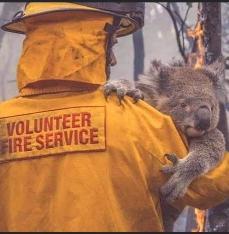 A prayer for Australia
