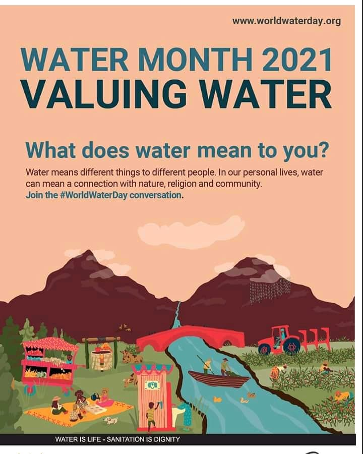 Resources for World Water Day