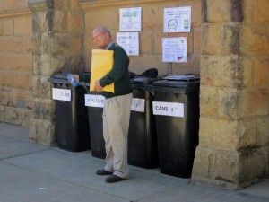 recycling station 1