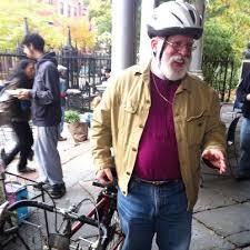 dietsche on a bike