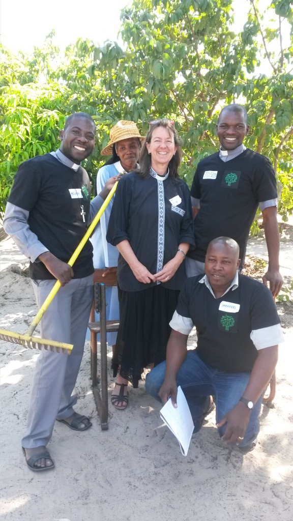 """Namibia – """"Hope and optimism in spite of present drought"""""""