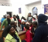 YOUNG GREEN ANGLICANS OF SALDANHA BAY