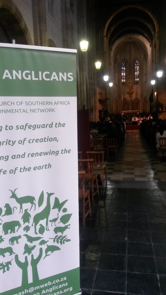 Diocese of Capetown commits to Stewardship of our Waste!