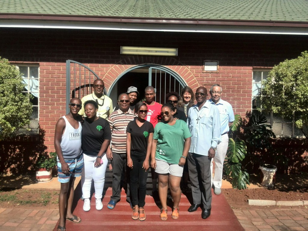 International Youth Discipleship and climate change conference : Zambia 2016