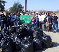 GREEN IS A SOLUTION, MAKE IT A RESOLUTION- Diocese of Umzimvubu