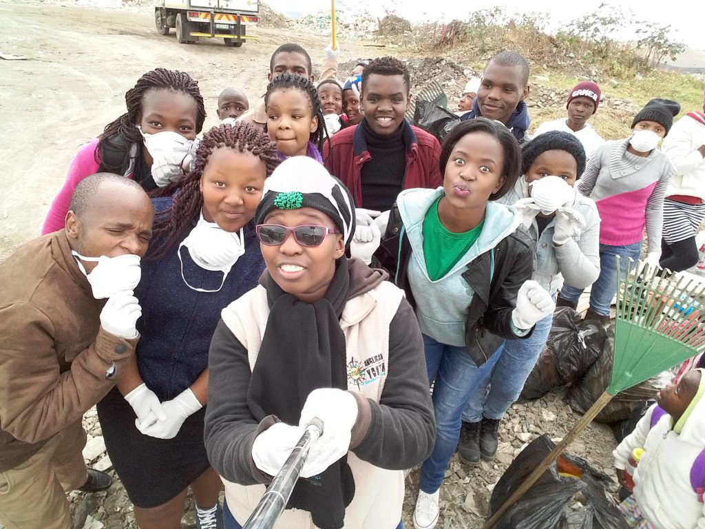 Youth Day – Young People lead the struggle for the Environment