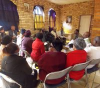 The Diocese of Matlosane to launch Archdeaconry Eco-Teams