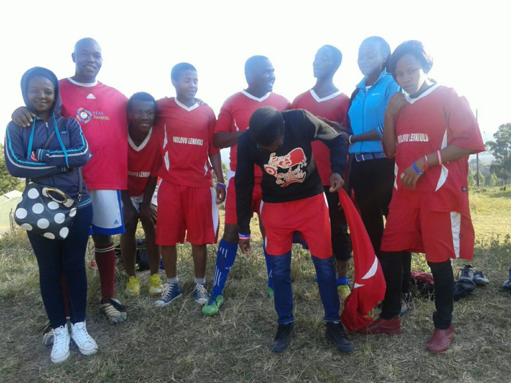 Swaziland – The Green Movement becomes a movement of the body of Christ
