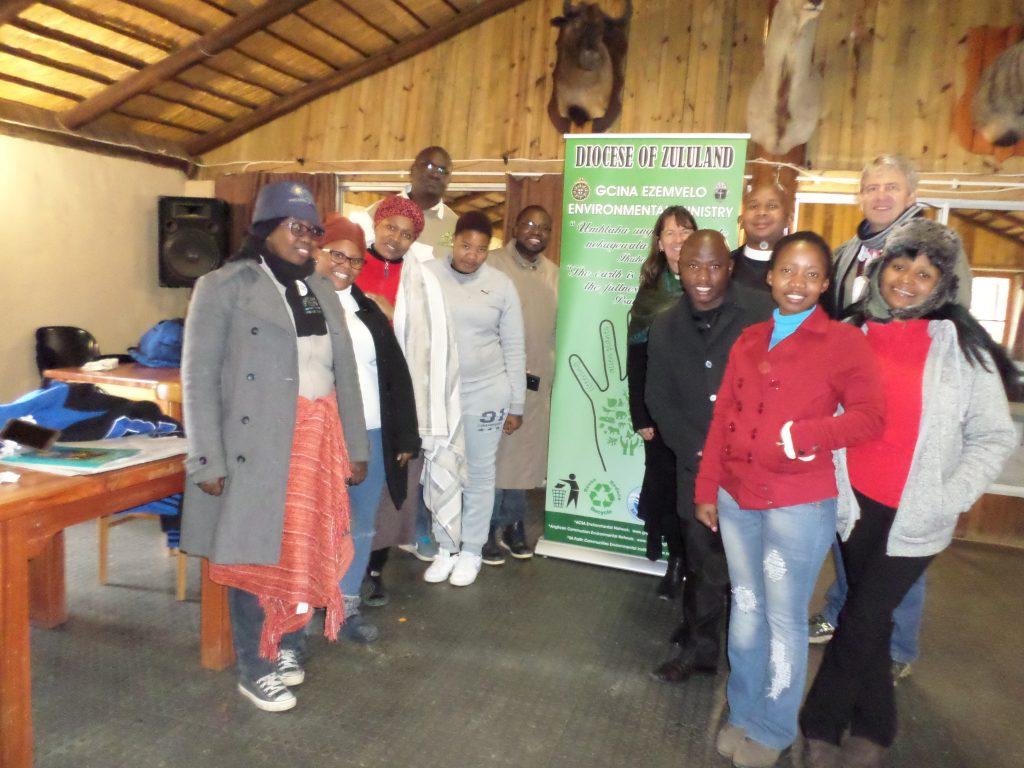 """KZN """"Green Cluster"""" workshop"""