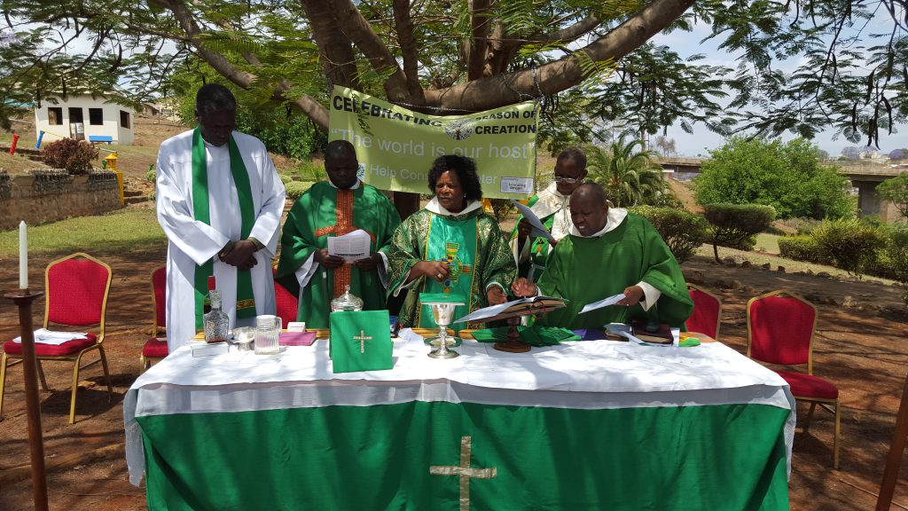 Season of Creation in Swaziland – Every believer should take care of water