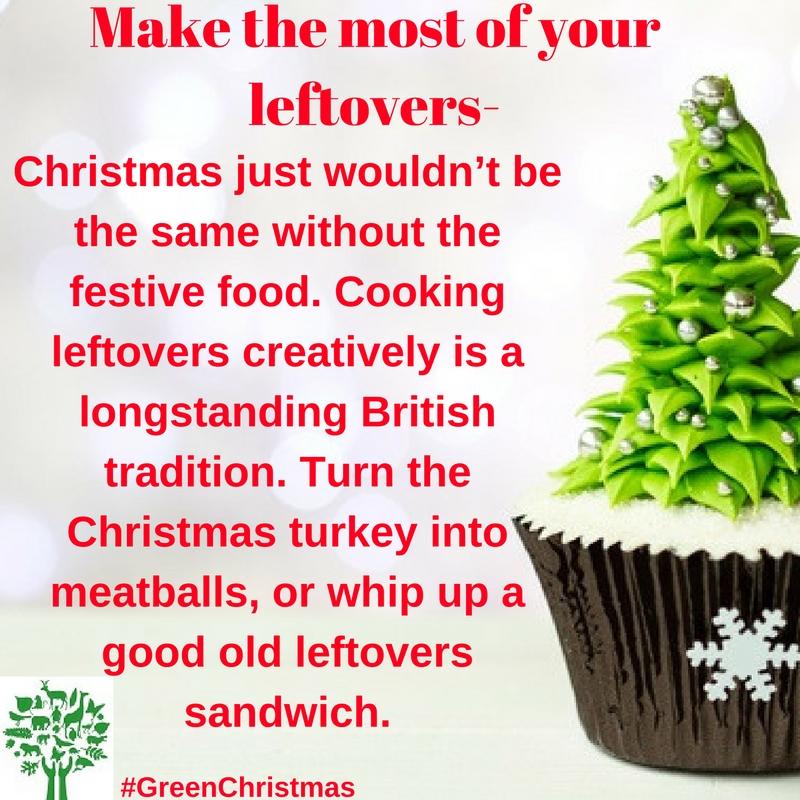 Green Christmas Tips : 16 December 2016