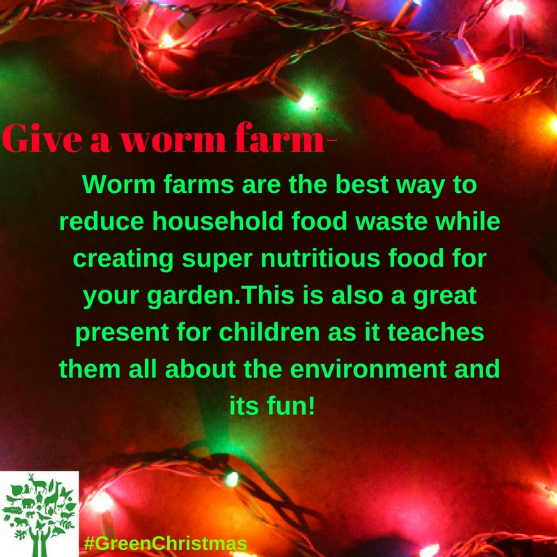 Green Christmas Tips : 19 December 2016