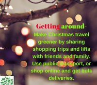 Green Christmas Tips : 20 December 2016